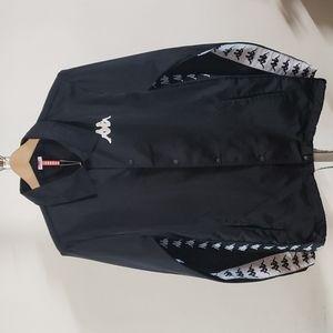 KAPPA Batin Coach Jacket in Black